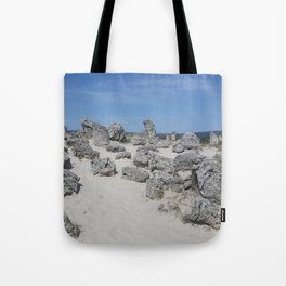 Stone forest Tote Bag