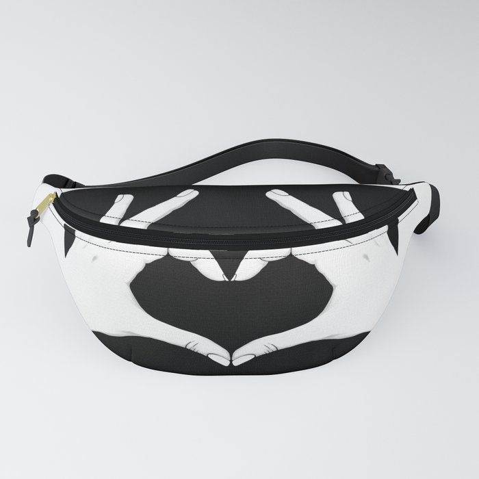 Love Hands Fanny Pack
