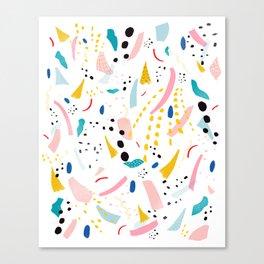 partyline Canvas Print