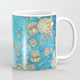 Jellyfish Lake Coffee Mug