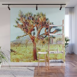 Joshua Tree VG Hills by CREYES Wall Mural