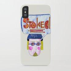 STOKED!!! iPhone X Slim Case