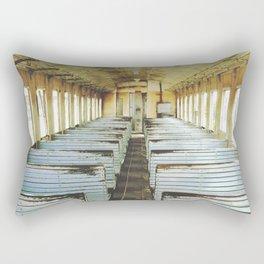 Train Wagon Rectangular Pillow