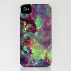Seahorse Nebula Slim Case iPhone (4, 4s)