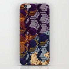 Graphic Geometric iPhone & iPod Skin