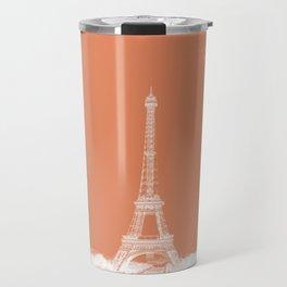 Paris Eiffel Tower Series VI by Billy Bernie Travel Mug