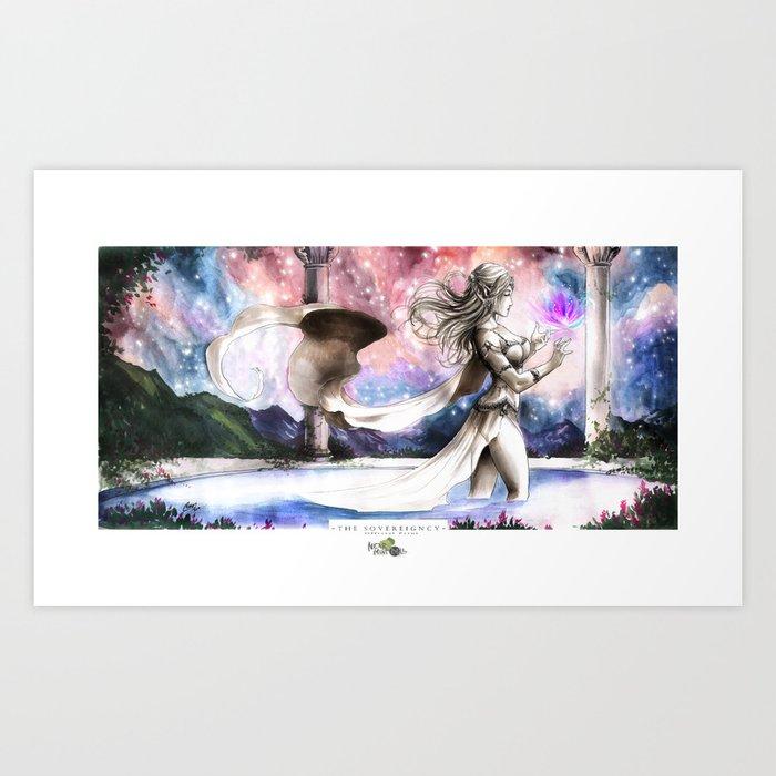 Maris Art Print