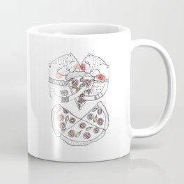 pizza cat Coffee Mug