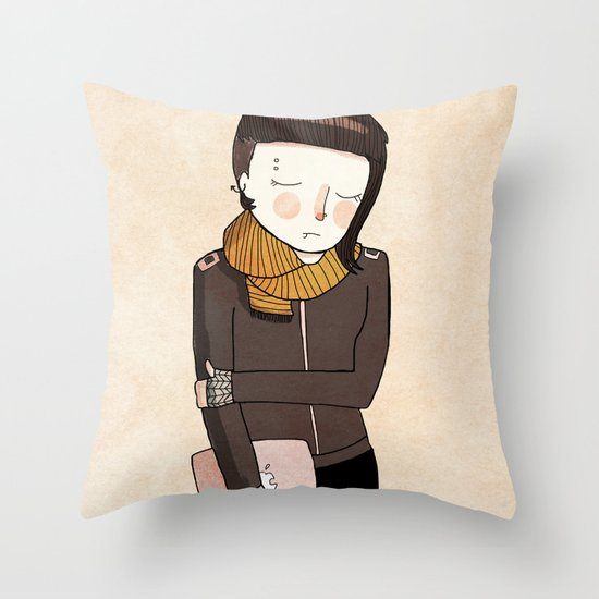 Lisbeth Throw Pillow