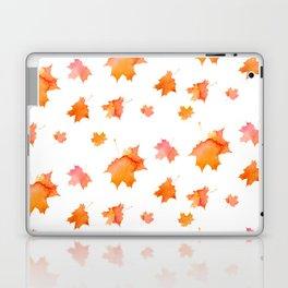 Falling Leaves Pattern Laptop & iPad Skin