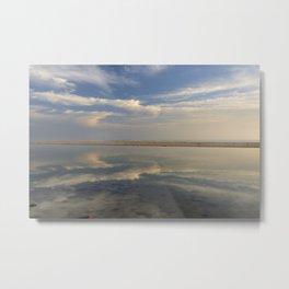 """Heaven"". Sea sunset Metal Print"