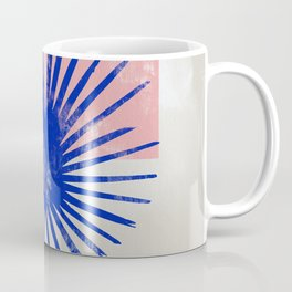 Blue spore Coffee Mug