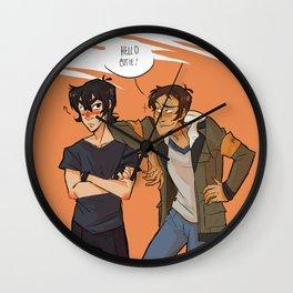 hello Keith! Wall Clock