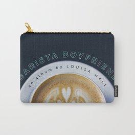 Barista Boyfriend - Heart Strings Carry-All Pouch