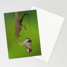 Jurassic Park Stationery Cards