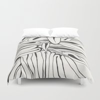 60s Duvet Covers featuring 60s by Dreamy Me