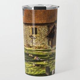Church of St Mary Sulhamstead Abbots Travel Mug