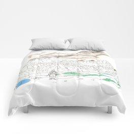 'CANADA' PART 4 OF 10* Comforters