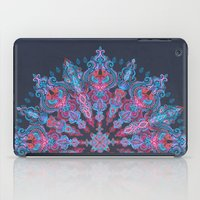 stickers iPad Cases featuring Escapism  by micklyn