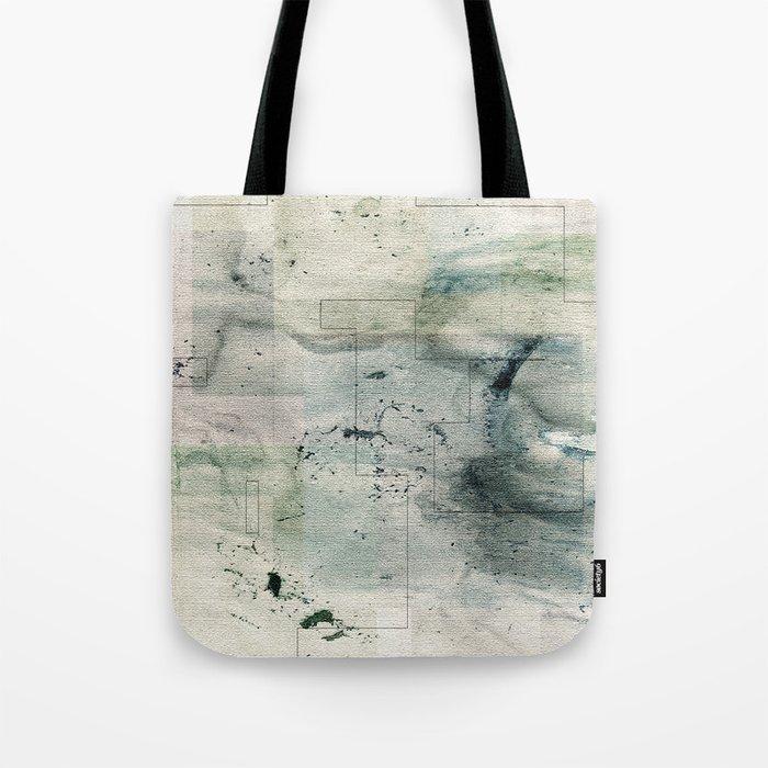 Area Map II Tote Bag