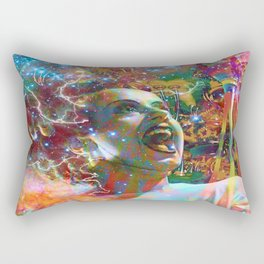 Bride of Frankenstein Rectangular Pillow