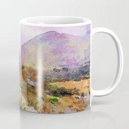The Road to Hardknott Pass, Lake District,Cumbria,UK Coffee Mug