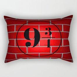 peron brick wall Rectangular Pillow
