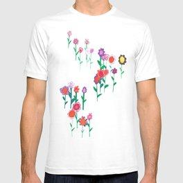 Flower Gathering T-shirt