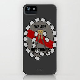 Bolt Cutter iPhone Case