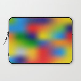 Abstract Colorful illustration Laptop Sleeve