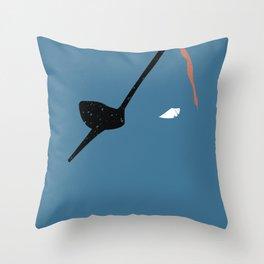 Sagat - Tiger Throw Pillow