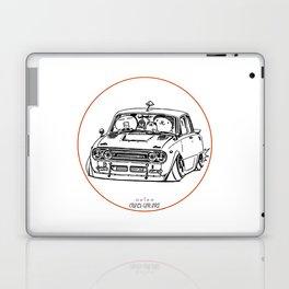 Crazy Car Art 0082 Laptop & iPad Skin