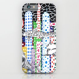Sharknado iPhone Case