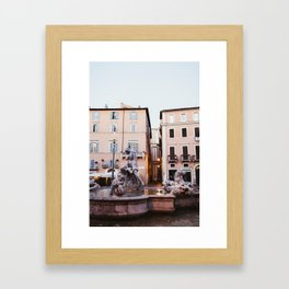 R O M E | Italy Framed Art Print