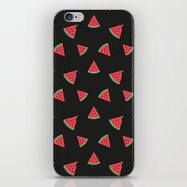 Juicy watermelon slice - Pattern Design iPhone Skin