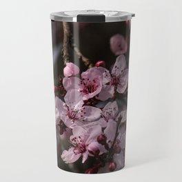 Spring Cherry Tree Blossoms - II Travel Mug
