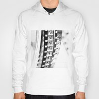 film Hoodies featuring film by Ingrid Beddoes photography
