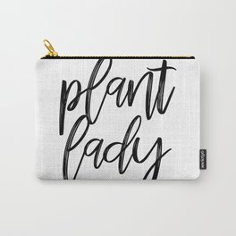 Plant Lady Carry-All Pouch