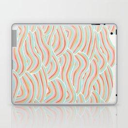 Summer Sea Waves Laptop & iPad Skin