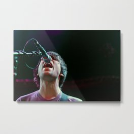 The Cribs Metal Print