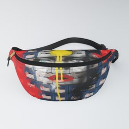Disk Head 1 Fanny Pack