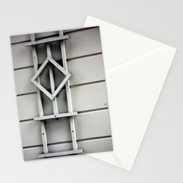 Lonely At The Top Stationery Cards