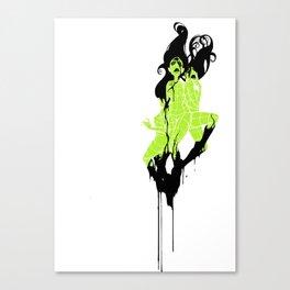 virtual  sirens  Canvas Print
