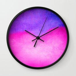 Love Dawn Wall Clock