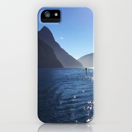 New Zealand's beauty *Milford Sound iPhone Case