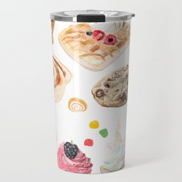 sweet and salty Travel Mug