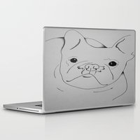 danny ivan Laptop & iPad Skins featuring Ivan by seekmynebula