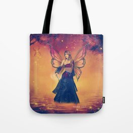 The Queen of Faerie Tote Bag