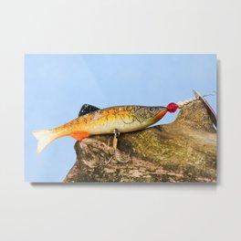 Fishing Tackle 34 Metal Print