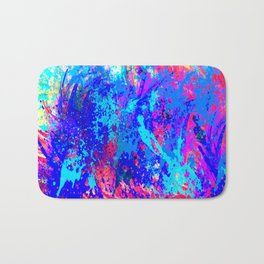 Amongst Tidal Waves Bath Mat